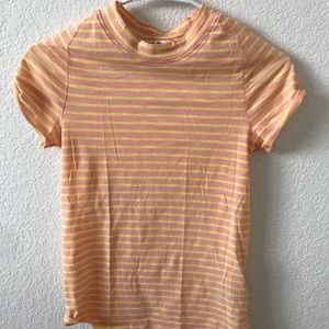 Free People fitted t shirt